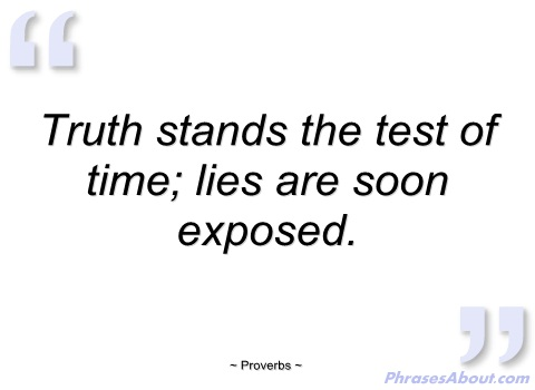 truth-stands-the-test-of-time-proverbs